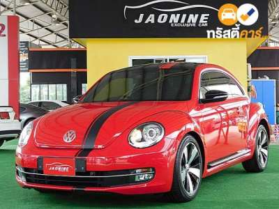 VOLKSWAGEN BEETLE 2DR COUPE 2.0I 4AT 2013