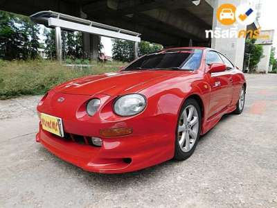 TOYOTA CELICA 2DR COUPE 2.2I 4AT 1996