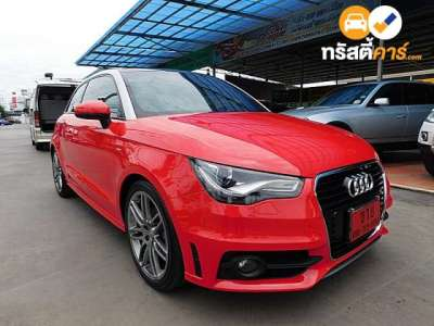 AUDI A1 4DR HATCHBACK 1.4I 7AT 2011