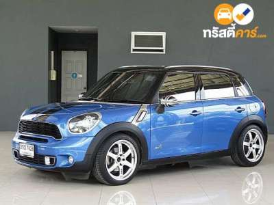 MINI COOPER SD ALL4 COUNTRY SA 2DR HATCHBACK 2.0DCT 6AT 2014