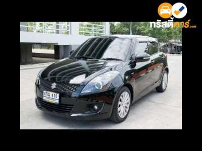 SUZUKI SWIFT RX CVT FWD 1.2I 4DR HATCHBACK 1.2I 0AT 2015