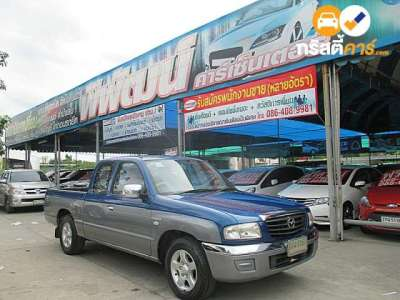 MAZDA FIGHTER EXT. CAB SUPER SALOON STR LUX 2DR PICKUP 2.5D 5MT 2005