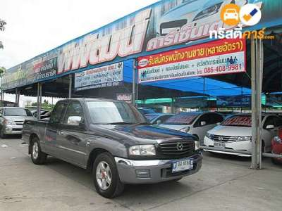 MAZDA FIGHTER EXT. CAB SUPER SALOON STR LUX 2DR PICKUP 2.5D 5MT 2004