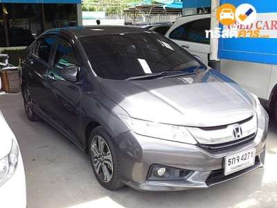 HONDA CITY SV I-VTEC CVT 4DR SEDAN 1.5I 7AT 2016