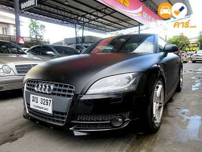 AUDI TT MULTITRONIC 2DR COUPE 2.0IT 6AT 2010