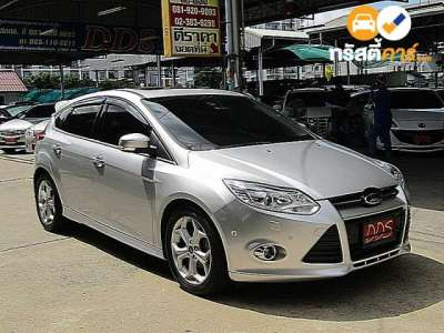 FORD FOCUS SPORT 4DR HATCHBACK 2.0I 6AT 2013