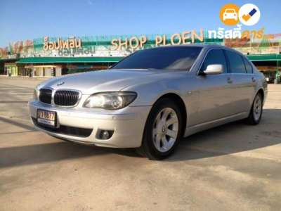 BMW Series 7 STEPTRONIC 730LI 4DR SEDAN 3.0I 6AT 2008