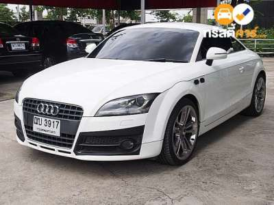 AUDI TT MULTITRONIC 2DR COUPE 2.0IT 6AT 2009