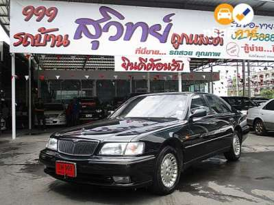 NISSAN INFINITI 4DR SEDAN 4.1I 4AT 1997