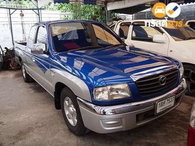 MAZDA FIGHTER EXT. CAB SUPER SALOON STR BASE 2DR PICKUP 2.5D 5MT 2004