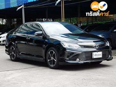 TOYOTA CAMRY G EXTREMO SA 4DR SEDAN 2.0I 4AT 2015