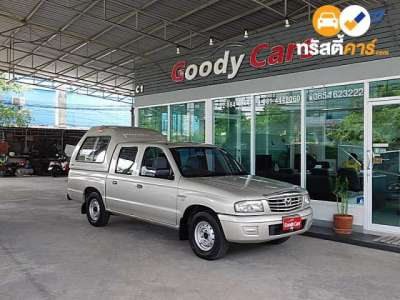 MAZDA FIGHTER DCAB LUX 4DR PICKUP 2.5DTI 5MT 2005