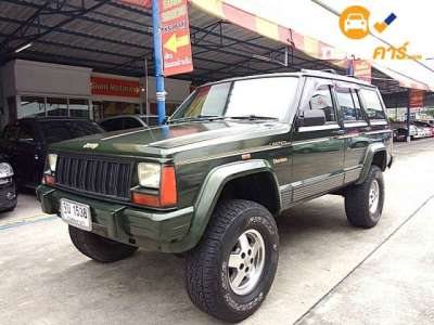 JEEP CHEROKEE LIMITED 7ST 4DR SUV 4.0I 4AT 1995