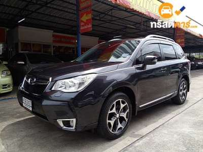 SUBARU FORESTER XT LINEARTRONIC 4DR SUV 2.0TC 8AT 2015