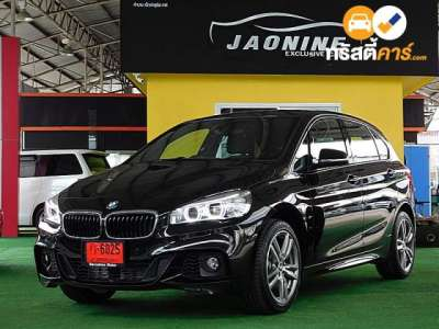 BMW Series 2 218I GRAND TOURER 7ST STEPTRONIC 4DR HATCHBACK 1.5TTI 6AT 2016