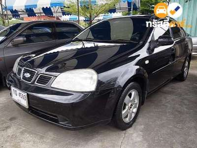 CHEVROLET OPTRA 4DR SEDAN 1.6I 5MT 2004