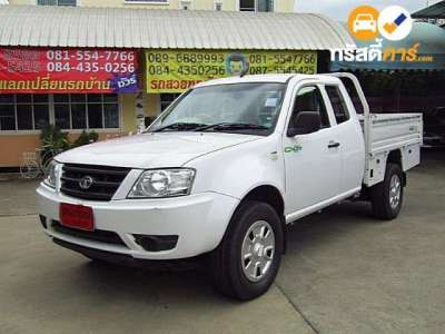 TATA XENON SINGLE CAB GIANT HEAVY DUTY 2DR PICKUP 2.1NGV 5MT 2014