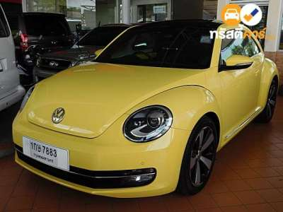 VOLKSWAGEN BEETLE 2DR COUPE 1.6I 4AT 2013