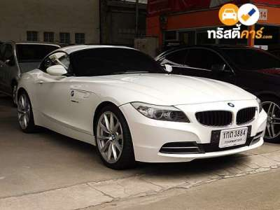 BMW Z4 SDRIVE 23I STEPTRONIC 2DR CONVERTIBLE 2.5I 6AT 2010