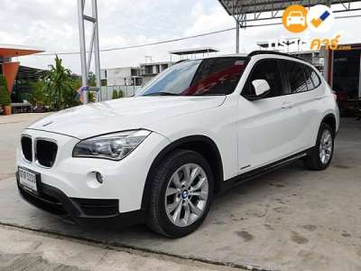 BMW X1 SDRIVE 18I STEPTRONIC 4DR SUV 2.0I 6AT 2014
