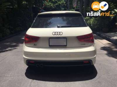AUDI A1 4DR HATCHBACK 1.4I 7AT 2010