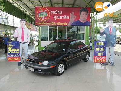 CHRYSLER NEON LE 4DR SEDAN 2.0I 4AT 1997