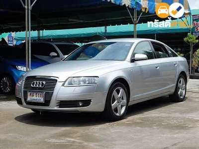 AUDI A6 MULTITRONIC 4DR SEDAN 2.4I 6AT 2005