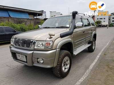 TOYOTA SPORT RIDER G LIMITED RIDER 4DR WAGON 3.0DT 4AT 2004