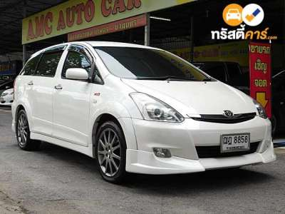 TOYOTA WISH Q SPORT TOURING III 6ST 4DR WAGON 2.0I 4AT 2010