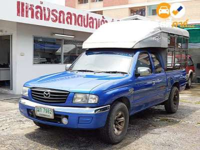 MAZDA FIGHTER FREE CAB LUX 2DR PICKUP 2.5DTI 5MT 2003