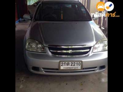 CHEVROLET OPTRA LS 4DR SEDAN 1.6I 5MT 2006