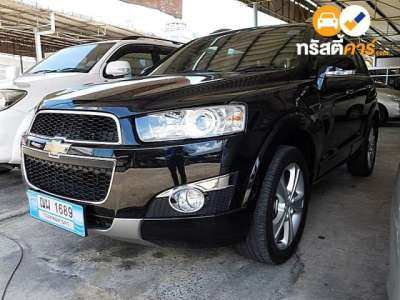 CHEVROLET CAPTIVA LTZ 7ST TIPTRONIC 4DR SUV 2.0DCT 6AT 2015