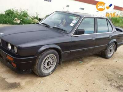BMW Series 3 318I 4DR SEDAN 1.8 5MT 1990