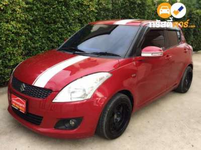 SUZUKI SWIFT GLX CVT FWD 1.2I 4DR HATCHBACK 1.2I 0AT 2015