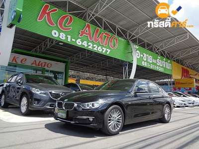 BMW Series 3 STEPTRONIC 320D 4DR SEDAN 2.0DTT 8AT 2015