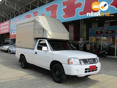 NISSAN FRONTIER SINGLE CAB TX 2DR PICKUP 2.7D 5MT 2007