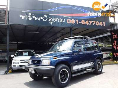 SUZUKI VITARA 4DR WAGON 1.6I 4AT 2004
