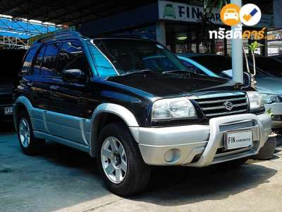 SUZUKI VITARA 4DR WAGON 1.6I 4AT 2005