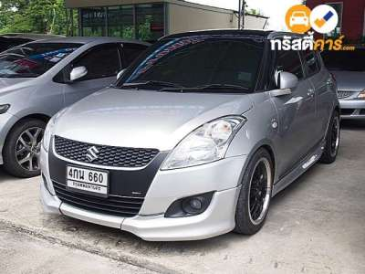 SUZUKI SWIFT GL CVT FWD 1.2I 4DR HATCHBACK 1.2I 0AT 2015