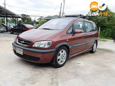 CHEVROLET ZAFIRA CDX 7ST 4DR WAGON 2.2I 4AT 2001