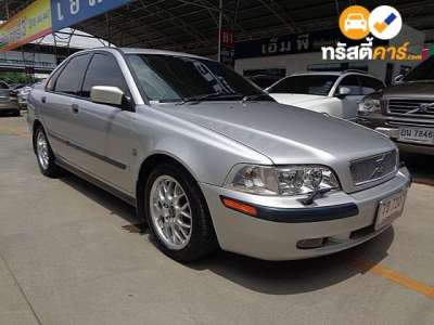 VOLVO S40 4DR SEDAN 2.0ITI 5AT 2001