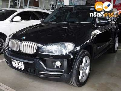 BMW X5 XDRIVE 48I STEPTRONIC 4DR SUV 4.8I 6AT 2008