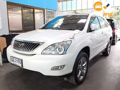 TOYOTA HARRIER 240G 4DR SUV 2.4I 4AT 2010