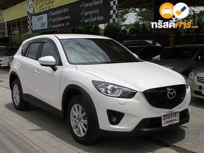MAZDA CX-5 C SA 4DR WAGON 2.0I 6AT 2014