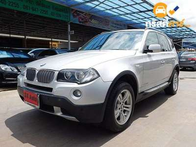 BMW X3 XDRIVE 20D STEPTRONIC 4DR SUV 2.0DCT 6AT 2010