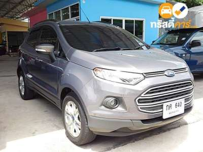 FORD ECOSPORT TITANIUM 4DR SUV 1.5I 6AT 2015