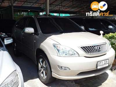 TOYOTA HARRIER 4DR SUV 2.4I 4AT 2010