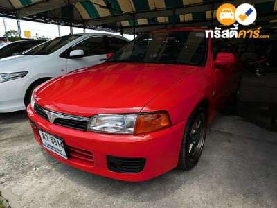 MITSUBISHI LANCER GLXI 4DR SEDAN 1.6I 4AT 1997