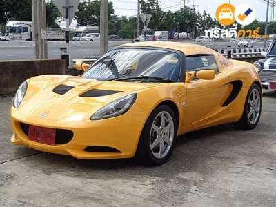 LOTUS ELISE CLUB RACER 2DR CONVERTIBLE 1.8I 5MT 2012