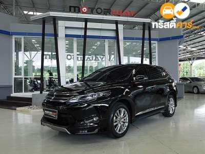 TOYOTA HARRIER 4DR SUV 2.0I 4AT 2014